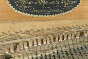 Constructor pianoforte Clementi